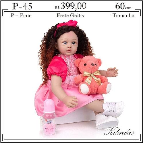 Boneca Pano -P45
