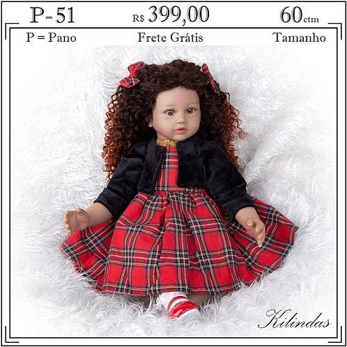 Boneca Pano -P51