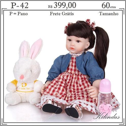 Boneca Pano -P42