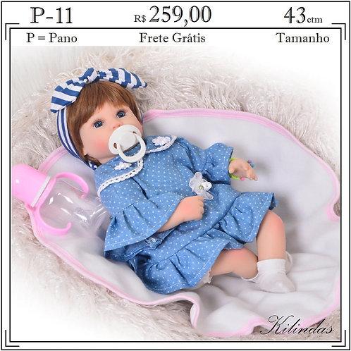 Boneca Pano -P11