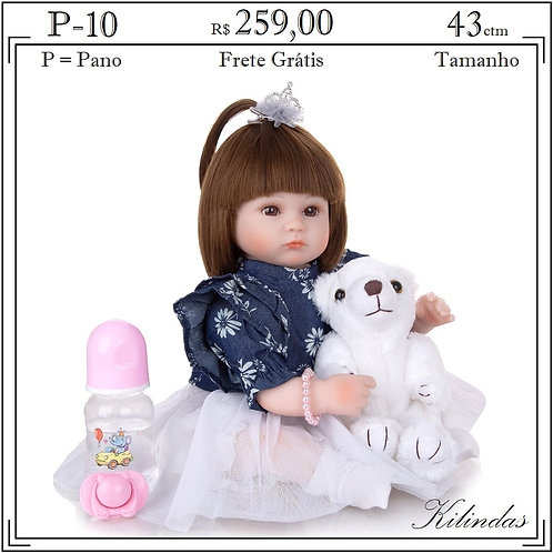 Boneca Pano -P10
