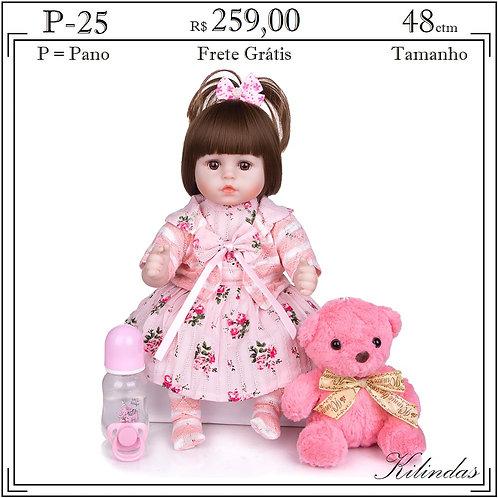 Boneca Pano -P25