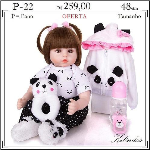 Boneca Pano -P22