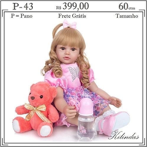 Boneca Pano -P43