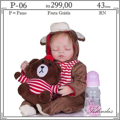 Boneca Pano RN -P06