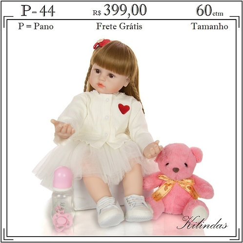 Boneca Pano -P44