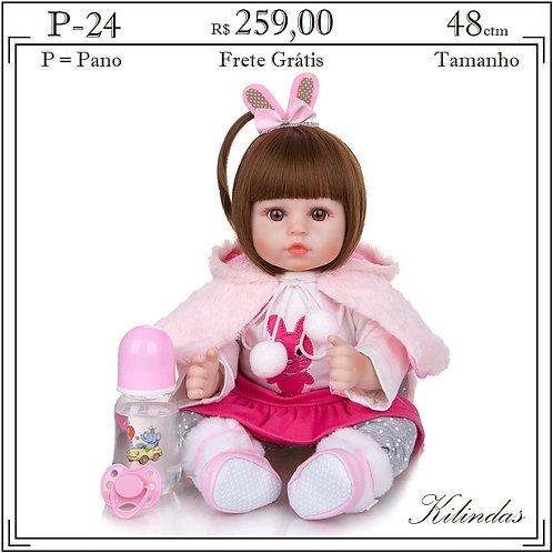 Boneca Pano -P24