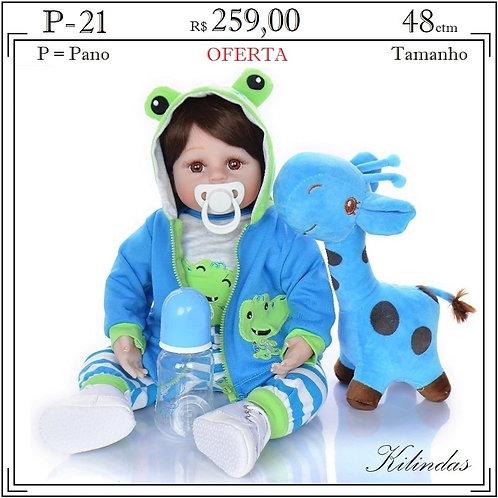 Boneca Pano -P21