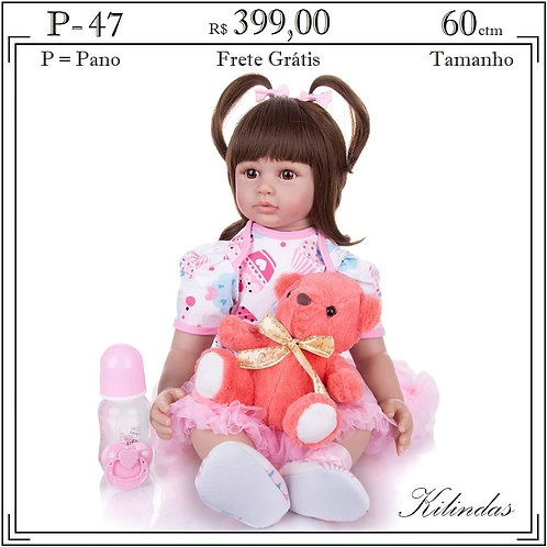 Boneca Pano -P47