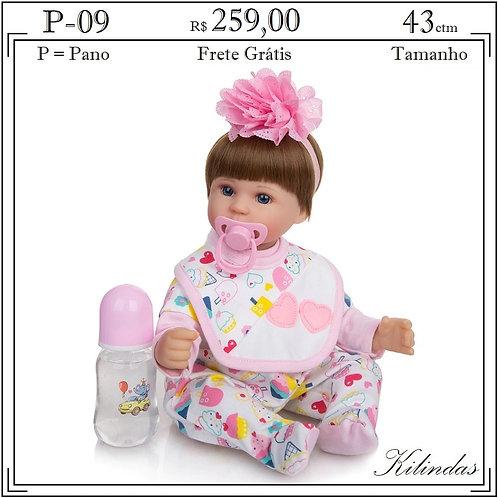 Boneca Pano -P09