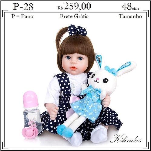 Boneca Pano -P28