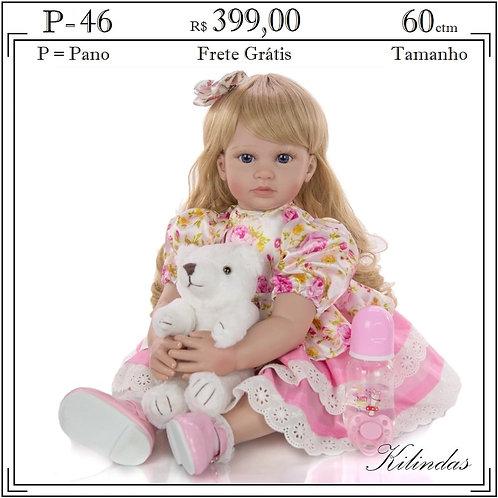 Boneca Pano -P46