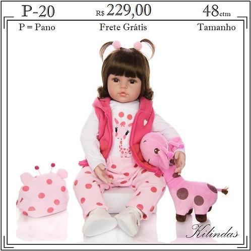 Boneca Pano -P20