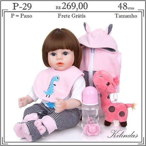 Boneca Pano -P29