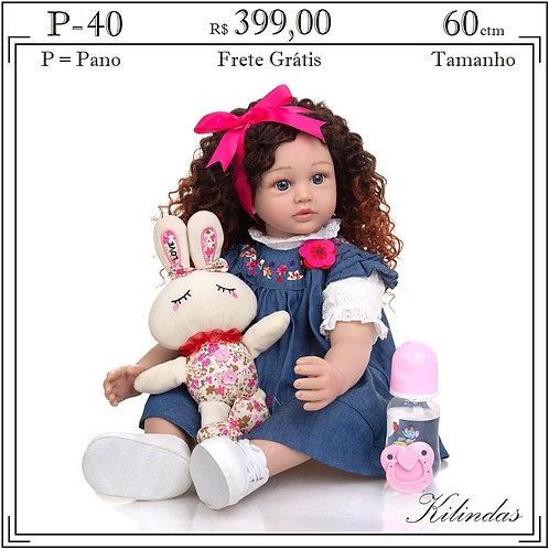 Boneca Pano -P40
