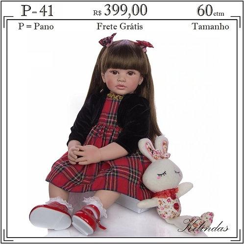 Boneca Pano -P41