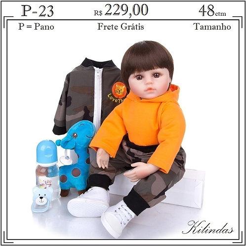 Boneca Pano -P23