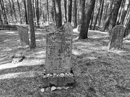 """Palangos žydų kapinės: """"Akmenyje įrėžta istorija"""""""
