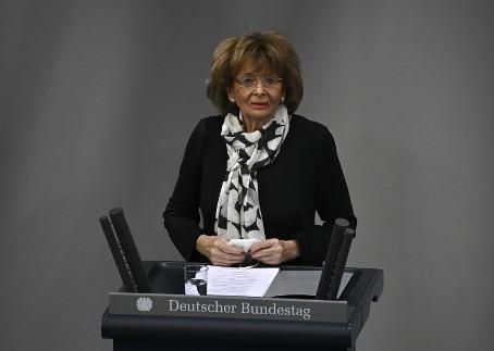"""C. Knobloch: """"Mes kovosime už savo Vokietiją!"""""""