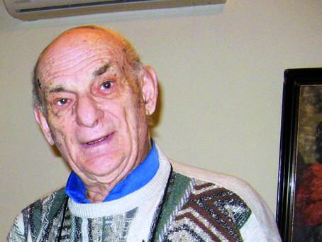 Daugkartinis Lietuvos čempionas Mykolas Preisas išėjo eidamas 103 metus