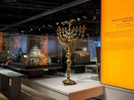 Neįtikėtina dviejų Varšuvos Didžiosios sinagogos chanukijų istorija