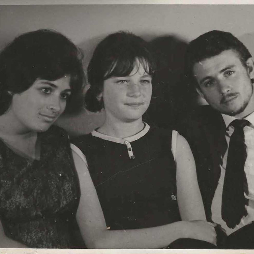 Renata, Irena, Daumantas