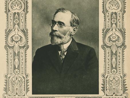 S.Rozenbaumas - ministras žydų reikalams