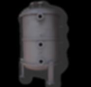 akumulatori toplote, dimnjaci, cisterne, cikloni