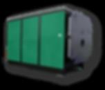 kotao na tecno gorivo Sukomax snage 1500 kW do 5000 kW