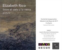 ElizabethRico Pintura ISMOS 2017