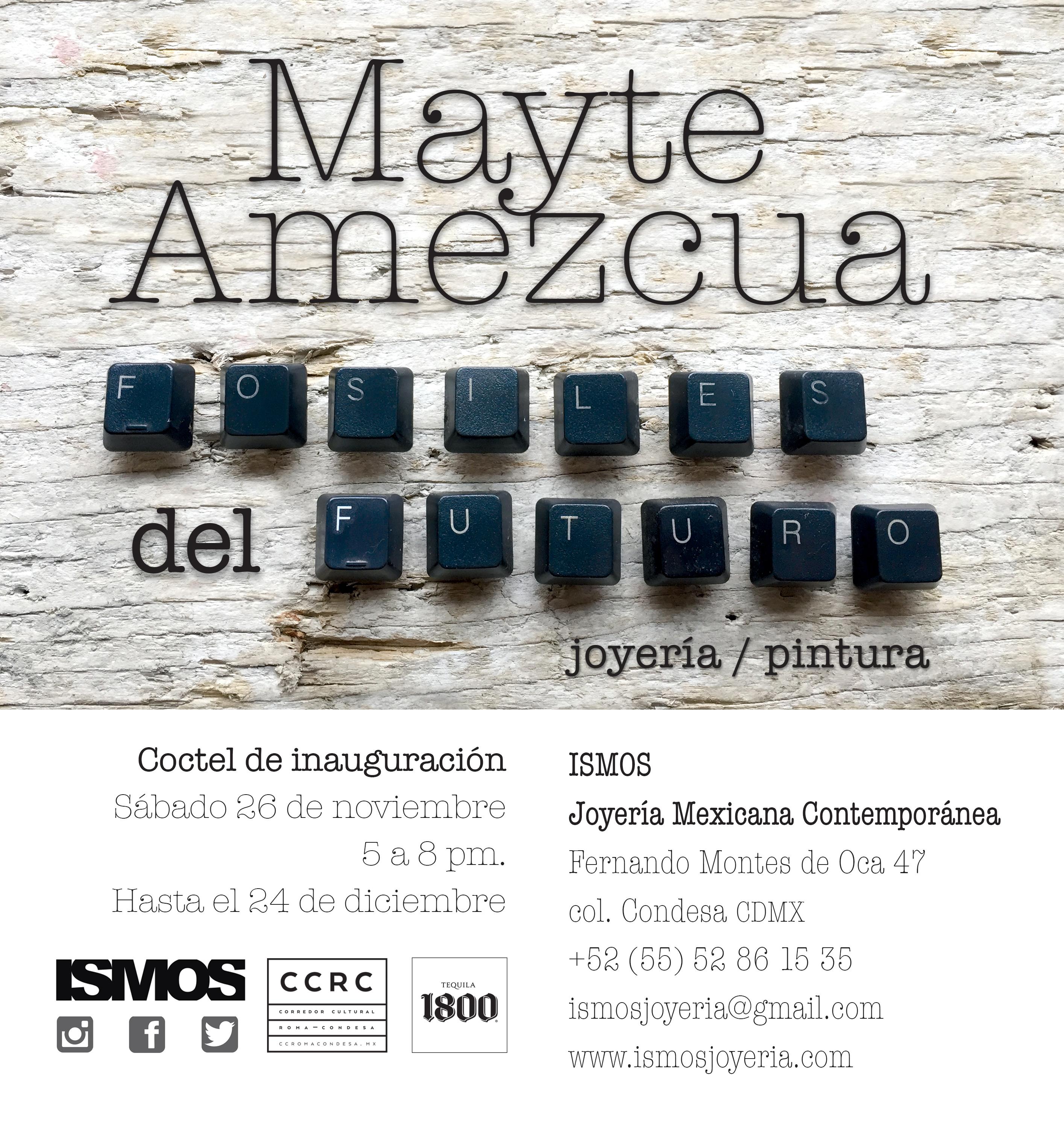 Mayte Amezcua ISMOS_Joyería