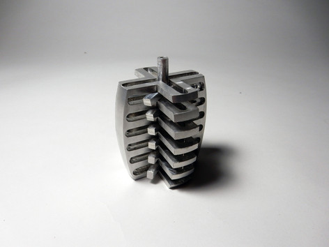 Milled Aluminum, 2017