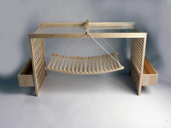 Wooden Model 1/8 Scale