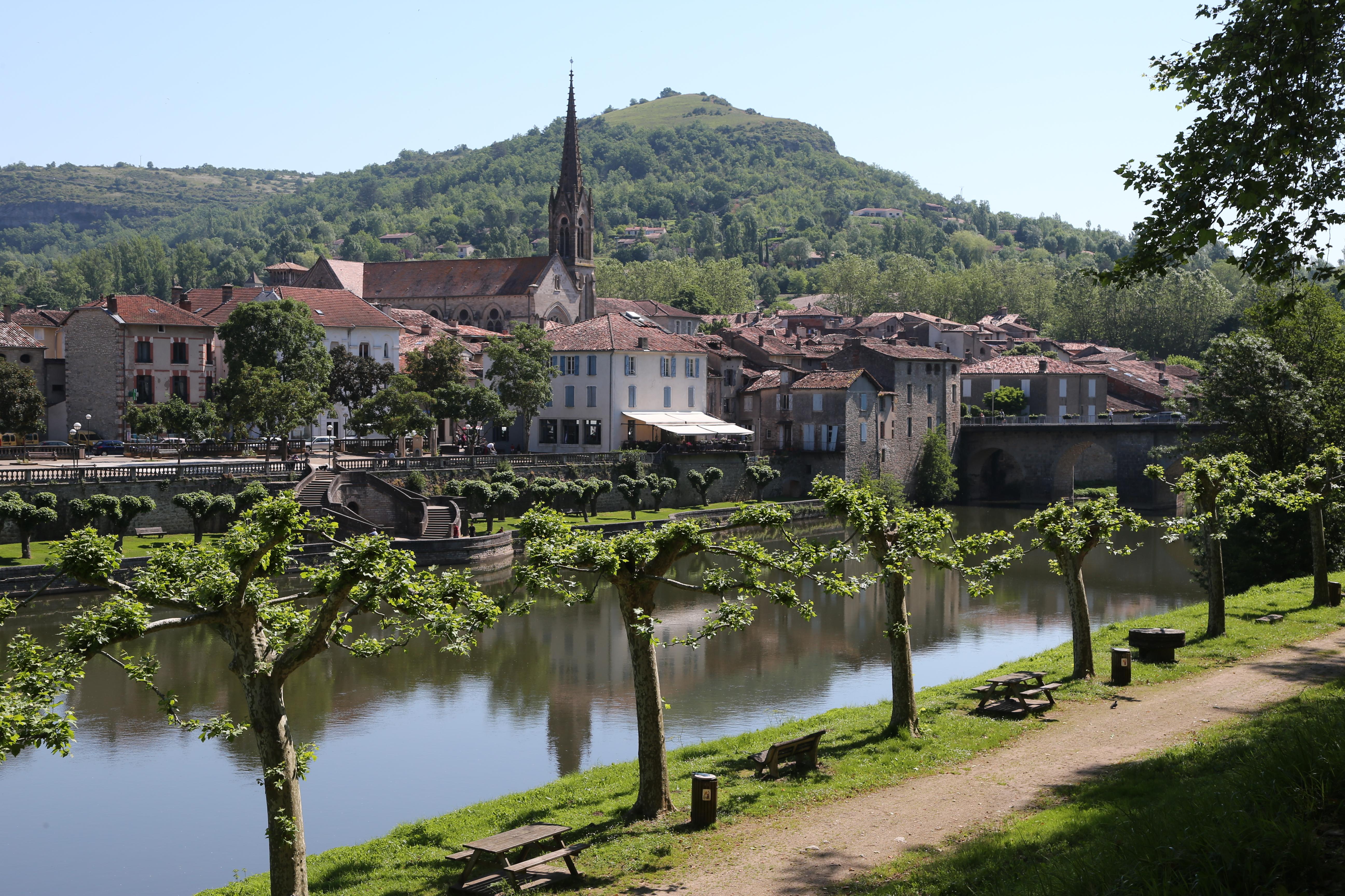 St Antonin-Noble-Val
