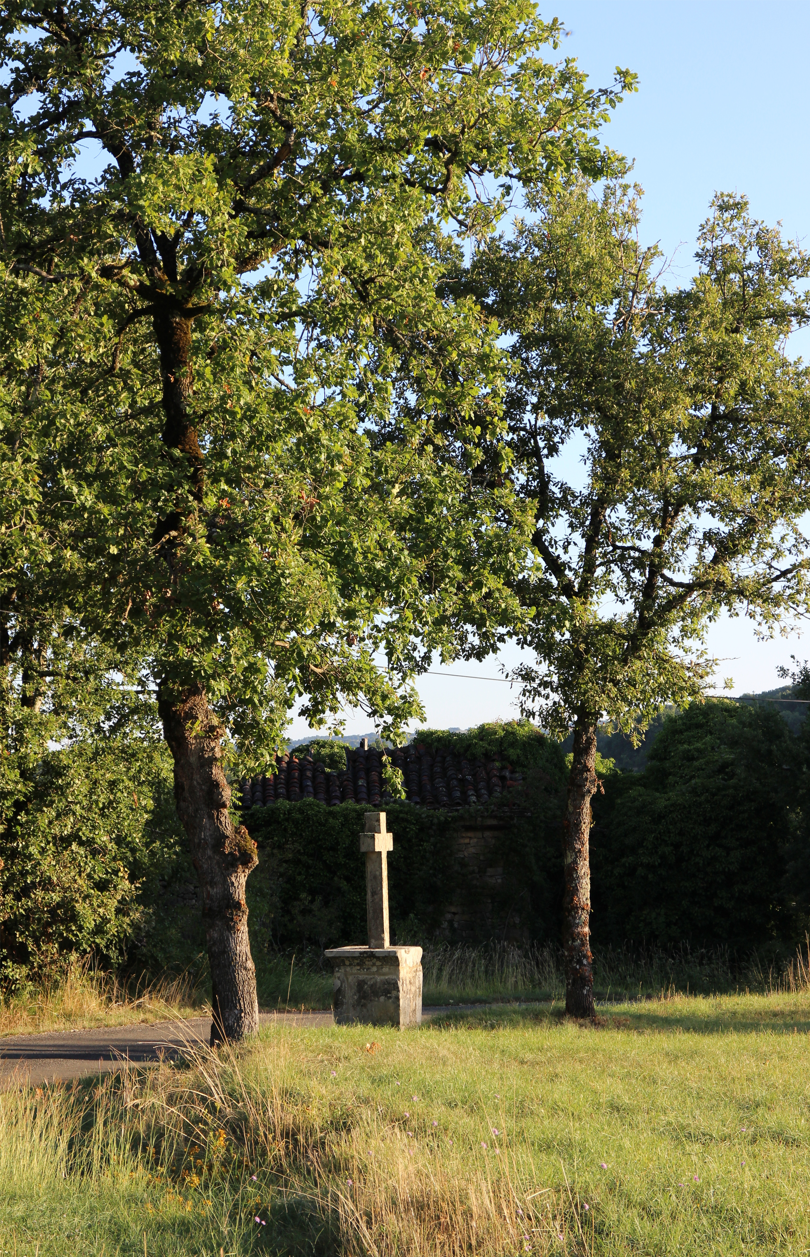 cross, St Martial