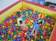 Abacas Kilbarrack Early Intervention Ball Pool