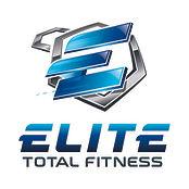 Elite Total Fitness logo - Primary Verti