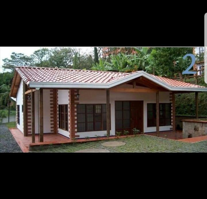 Casa campestre prefabricada 007