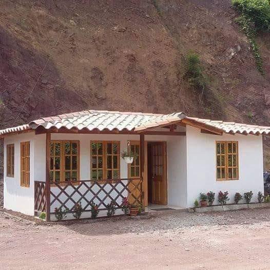 Casa campestre prefabricada 011