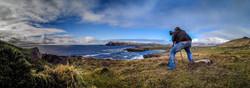 Jerrad Hamilton at Cliffs of Moher