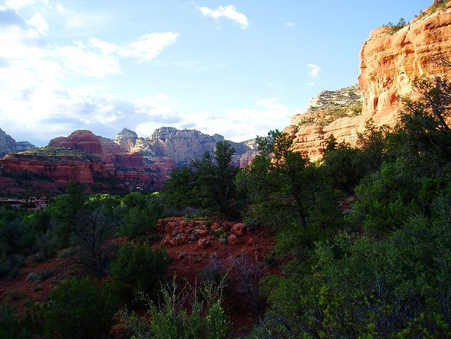 Sedona Arizona beauty and success