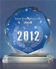 Best Hypnotist Tempe 2012