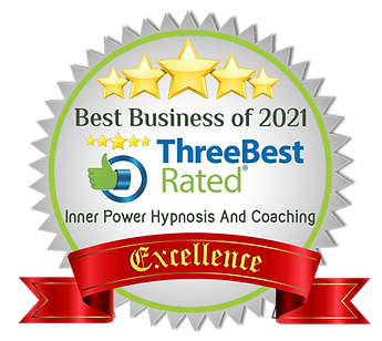 Hypnotherapy Tempe/Chandler AZ 3 Best Award 2021