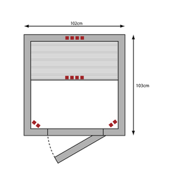 nse-1_vector_BT_Health-Mate_infrarood_sauna