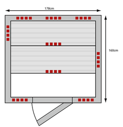 fse-5_vector_BT_Health-Mate_infrarood_sauna