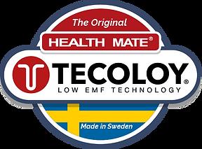 De Tecoloy infraroodstralers van Health Mate worden in Zweden gemaakt.
