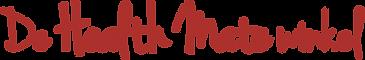Health Mate Winkel infrarood logo
