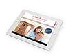 Zelfs jouw tablet of smartphone zijn toegelaten in een Health Mate