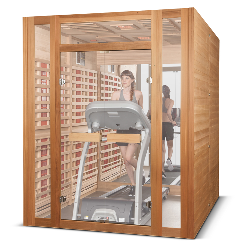 HealthMate_Sportsauna-infrarood_run