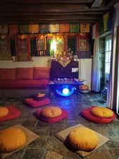 Sallede Méditation Paramita à Paris